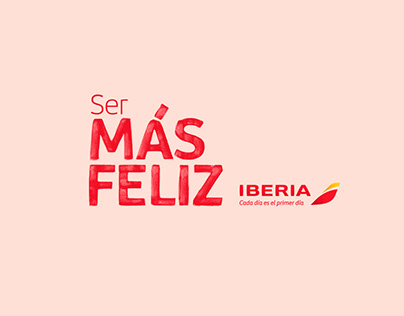 Ser Más Feliz - Iberia