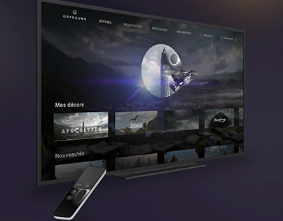 Odysound — Apple TV