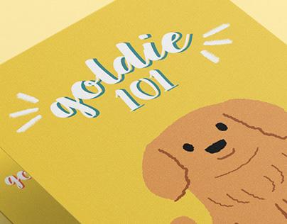 Goldie 101: A Golden Retriever Care Guide