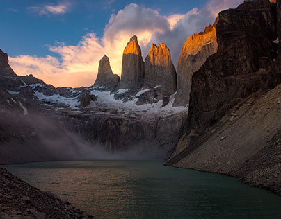 "Torres Del Paine Trekking the ""O"" Circuit (Part 1)"