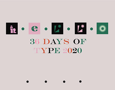 36 days of type