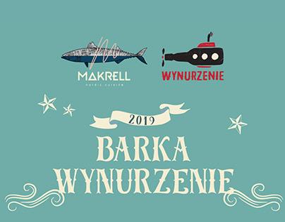 Menu for Barka Wynurzenie 2019