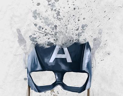 Mask: Captain America
