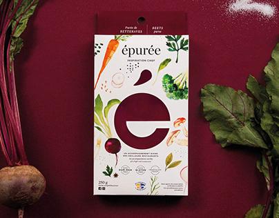 Branding & Packaging: Épurée
