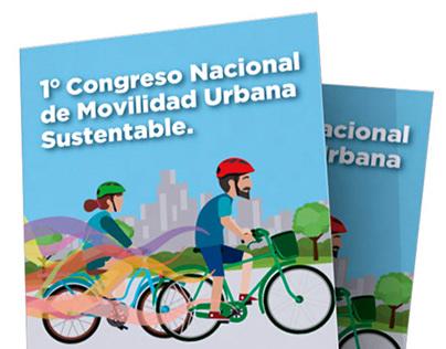 1° CONGRESO NACIONAL DE MOVILIDAD URBANA SUSTENTABLE