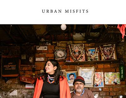 Urban Misfits Art direction