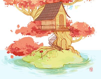 Bonnie's Tree House