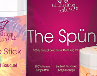 Trim Healthy Naturals Brand Development & Packaging