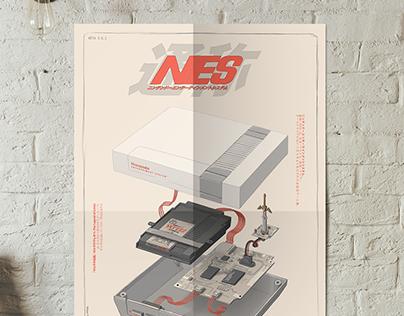 Nintendo NES - 任天堂 -