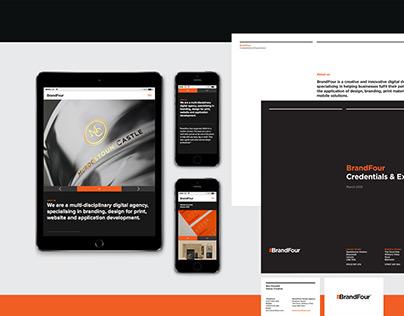 Studio Brand & Website
