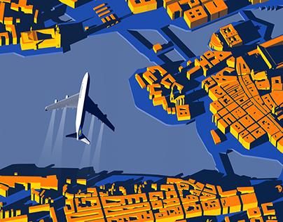 Lufthansa - What's your destination?