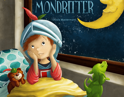 kinderbuch | der kleine Mondritter