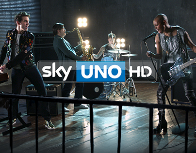 IDENT - Sky Uno - X Factor - 2015