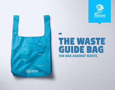 The Waste Guide Bag - WFP ®