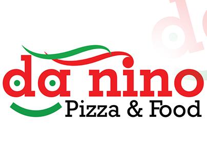 da nino logo Branding