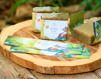 Collaboration with eco cosmetics brand