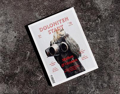 Dolomitenstadt Magazine