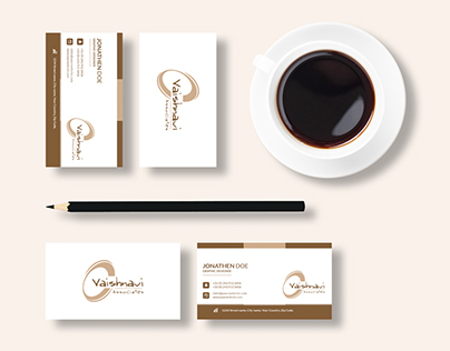 Vaishnavi Associate // Branding Identity