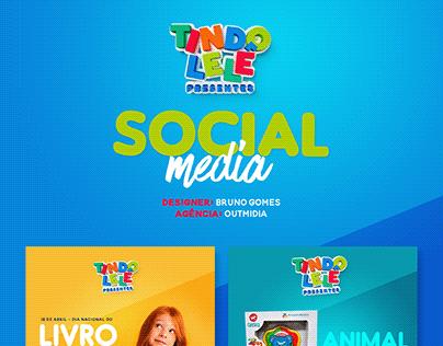 Social Media - Tindolelê