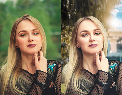High End Retouch || Background Remove