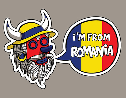 I´m from Romania