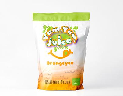 Yum Yum Juice | Packaging