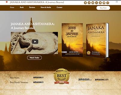 BOOK website, woedpress website