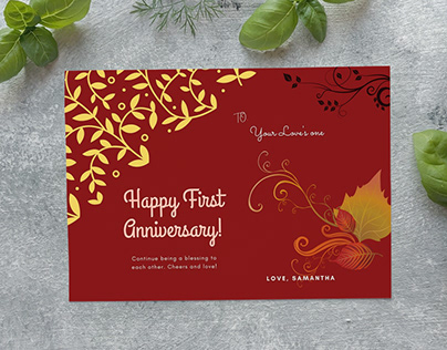 Greeting and Wish Cards
