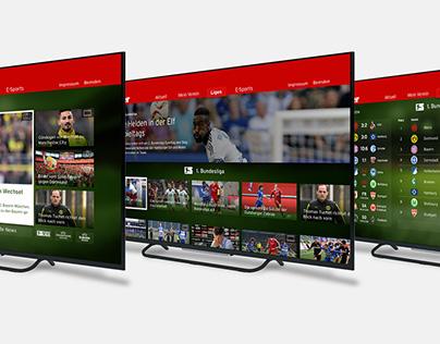 Unitymedia – Horizon kicker App (Smart TV)