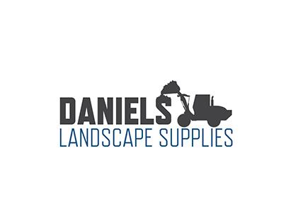 Daniels Landscape Supplies   branding & website