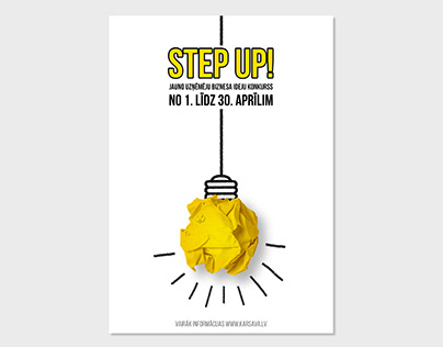 "Business Idea Competition ""Step UP!"""