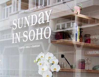 Sunday in Soho