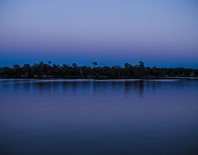 Lake Livingston - Dusk