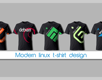 T-shirt design for Linux users / Create in Inkscape