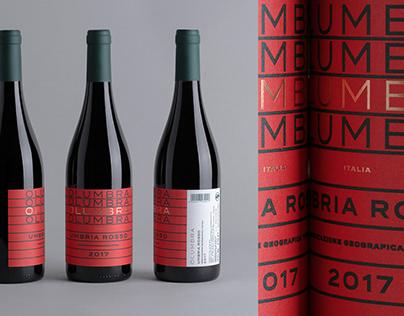 Olumbra | Wine Label