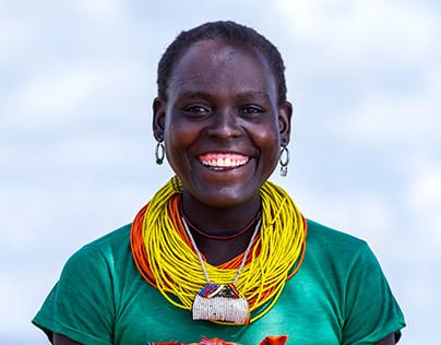 GALS  with Oxfam Uganda Karamoja (kotido and kabong)