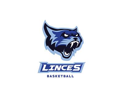 Diseño de Logotipo para Linces Basketball