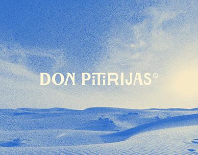 DON PITIRIJAS