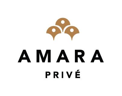 AMARA Privé Fashion Website - work in progress