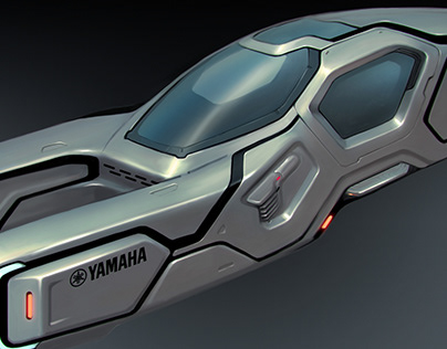 Yamaha Single-seater Spinner