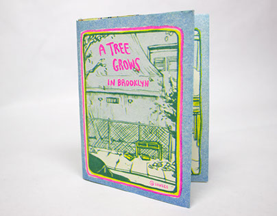 A Tree Grows In Brooklyn zine