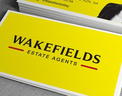 Wakefields Estate Agents Brand Identity Revision