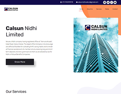 Calsun Nidhi Limited