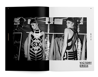 by Signe - The Knockout  AW 14/15 - Lookbook