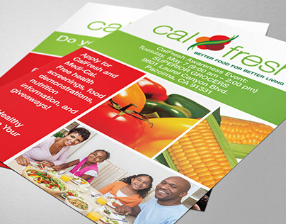 2013 CalFresh Rebrand
