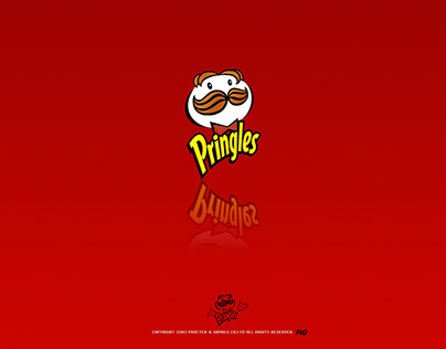 Pringles - Animation (Motion Graphics)