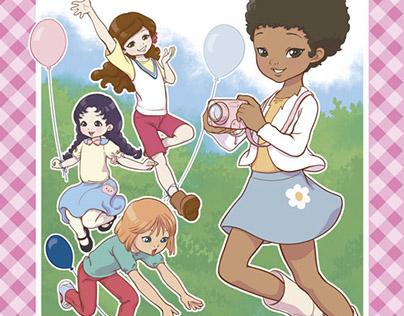 Club Princesas del Cupcake nº 2, 3 y 4