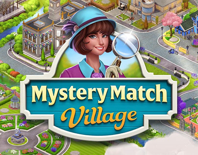 Mystery Match Village - Characters (Part 1)