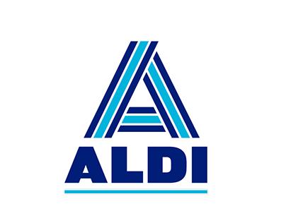 Aldi logo redesign