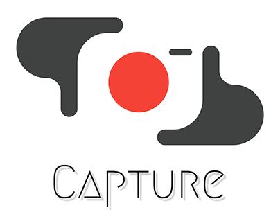 Photographer logo design concept